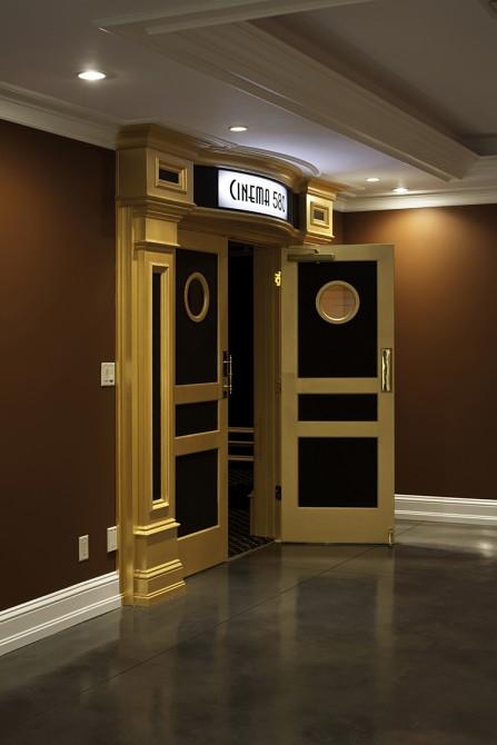 Home Theater Designs Ideas